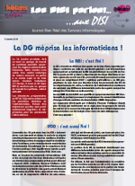 Les DiSI parlent aux DiSI n° 5