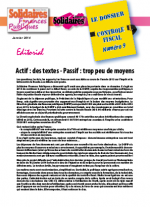 Le dossier Contrôle Fiscal N°9