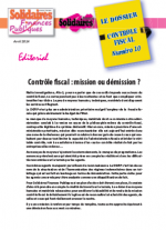 Le dossier Contrôle Fiscal N°10