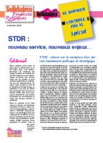 Le dossier Contrôle Fiscal - Spécial STDR