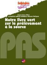 Notre livre vert sur le prélèvement à la source (oct 2015)