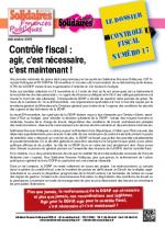 Le dossier Contrôle Fiscal N°17