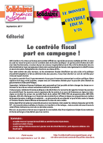 Le dossier Contrôle Fiscal N°26