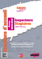 Brochure accueil Inspecteur Analyste PSE Cadastre2018-2019