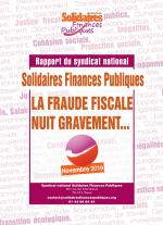 Rapport : La fraude fiscale nuit gravement...