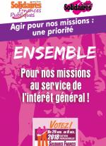 Livret Missions 2018