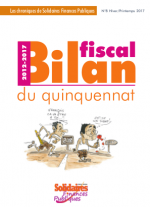 Bilan fiscal du quinquenat 2012-2017
